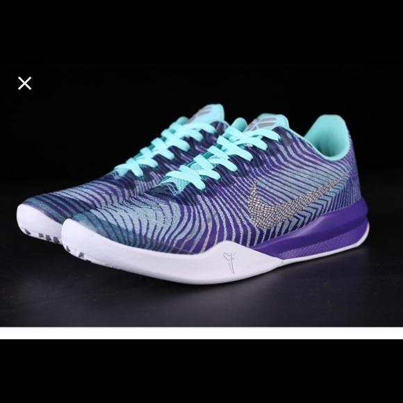 check out 2e432 11eb2 Nike KB Mentality II EP Kobe shoes Sz 8. M 5cc0e2462eb33f826bc411f1